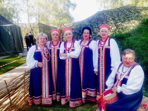 Ансамбль русской песни «Белые росы»
