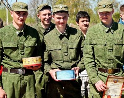 Седьмая традиционная эстафета, посвященная Дню Победы 24