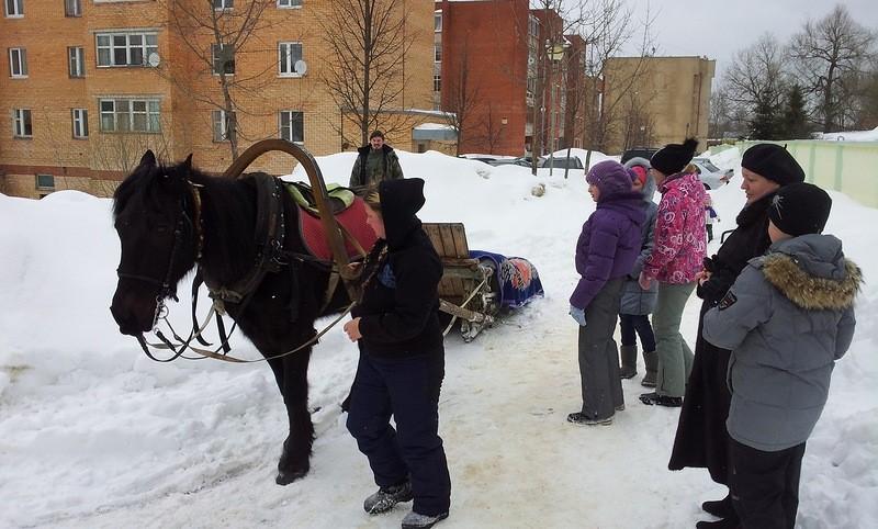 Масленица-2013 в Ершово. Фоторепортаж