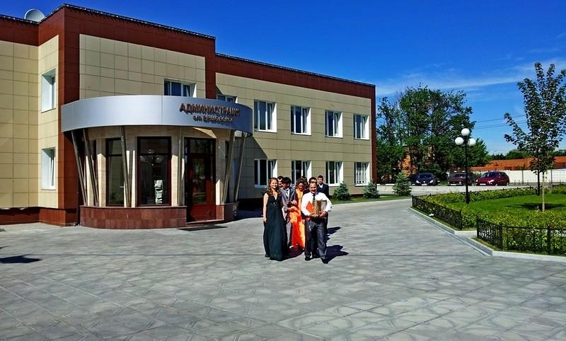 Выпускной вечер в Ершовской школе. Фото и видео репортаж.