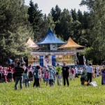 Пушкинский праздник 2013 в селе Захарово