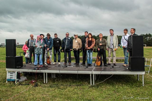 Фестиваль авторской песни «Струны души 2013» состоялся!