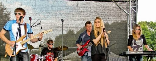 Фестиваль живой музыки «Жара-2013»