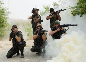 Приглашаем! Военно-тактическая игра «ЛАЗЕРТАГ» Только один день в Ершово!
