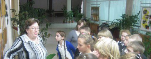 Познавательный час в с. Каринское