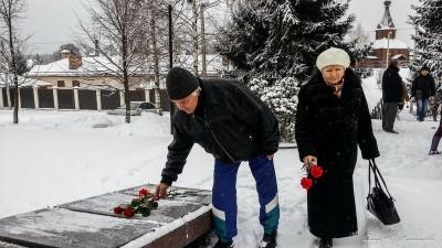 Автопробег по местам боевой славы сельского поселения Ершовское. 9