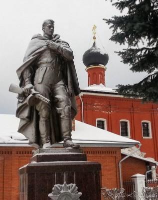 Автопробег по местам боевой славы сельского поселения Ершовское. 23