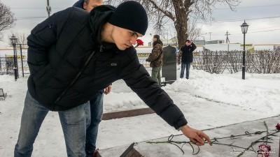 Автопробег по местам боевой славы сельского поселения Ершовское. 20