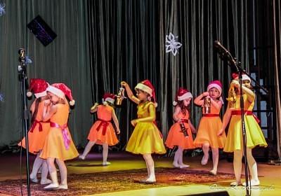 Новогодняя феерия в Саввинской Слободе 18