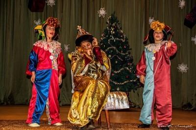 Новогодняя феерия в Саввинской Слободе 9