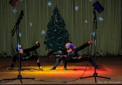 Новогодняя феерия в Саввинской Слободе 11