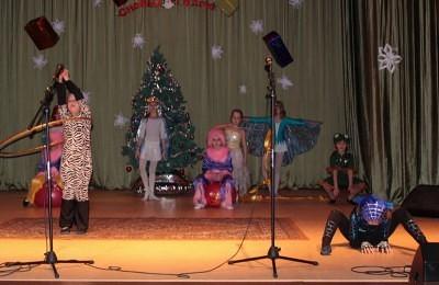 Новогодняя феерия в Саввинской Слободе 1