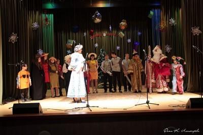 Новогодняя феерия в Саввинской Слободе 16
