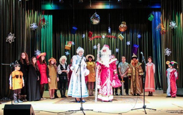 Новогодняя феерия в Саввинской Слободе 17