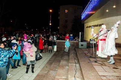 Новогодняя ночь в Ершово 7