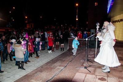 Новогодняя ночь в Ершово 8