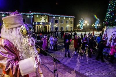 Новогодняя ночь в Ершово 9