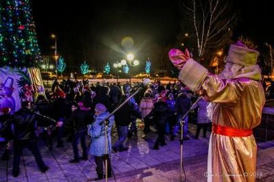 Новогодняя ночь в Ершово 10