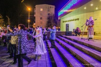 Новогодняя ночь в Ершово 2