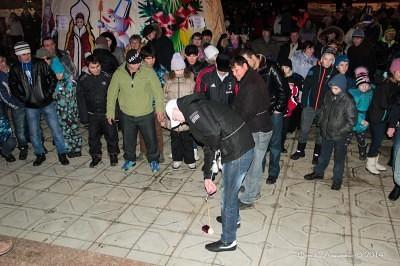 Новогодняя ночь в Ершово 4
