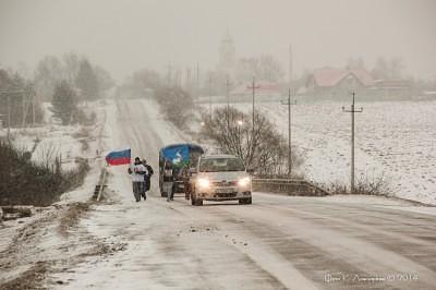 Мини-марафон Ершово-Сурмино 12