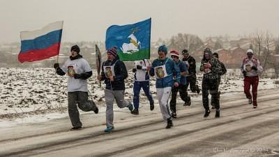 Мини-марафон Ершово-Сурмино 7