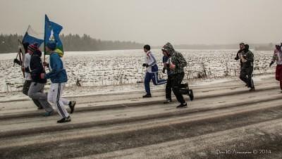 Мини-марафон Ершово-Сурмино 8