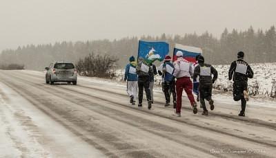 Мини-марафон Ершово-Сурмино 9