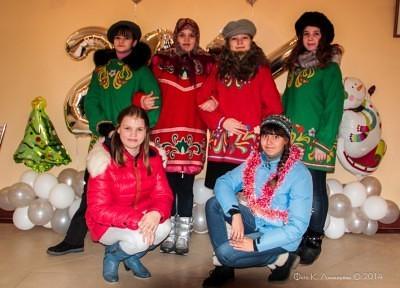 Рождественский фоторепортаж.  21
