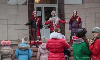 Рождественский фоторепортаж.  29