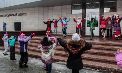 Рождественский фоторепортаж.  34
