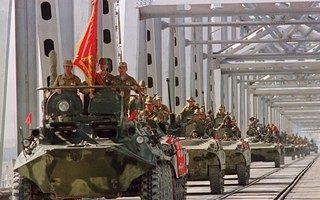 15 февраля 2014 г.- День памяти о россиянах, исполнявших служебный долг за пределами Отечества