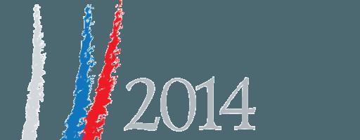 2014 — Год культуры и его логотип.