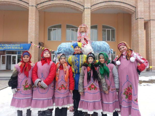 Широкая Масленица в Каринском. 11