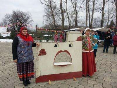 Широкая Масленица в Каринском. 15