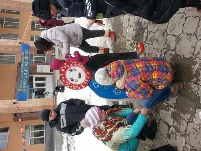 Широкая Масленица в Каринском. 22
