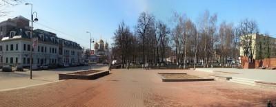 Музыкальная пауза в г. Звенигороде 10