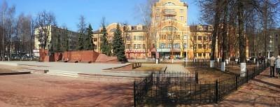 Музыкальная пауза в г. Звенигороде 11