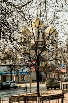 Музыкальная пауза в г. Звенигороде 8