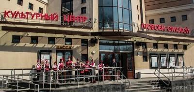 Музыкальная пауза в г. Звенигороде 1
