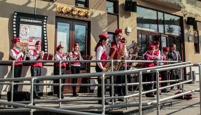 Музыкальная пауза в г. Звенигороде 2