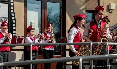 Музыкальная пауза в г. Звенигороде 4