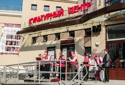 Музыкальная пауза в г. Звенигороде 5