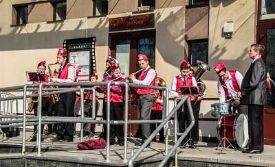 Музыкальная пауза в г. Звенигороде 6