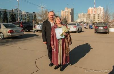 День работника культуры в г. Одинцово. 2014 год. 18