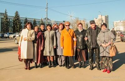 День работника культуры в г. Одинцово. 2014 год. 19