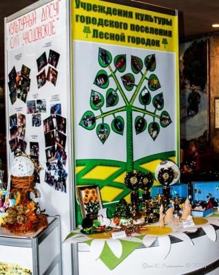 День работника культуры в г. Одинцово. 2014 год. 6