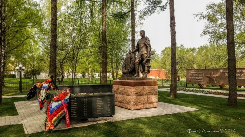 """Мемориал памяти в Доме отдыха """"Ершово"""" после реконструкции 3"""