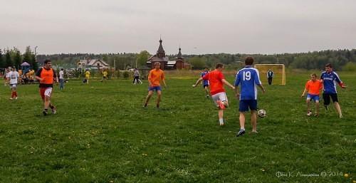 Футбольные баталии, посвящённые Дню Победы 16
