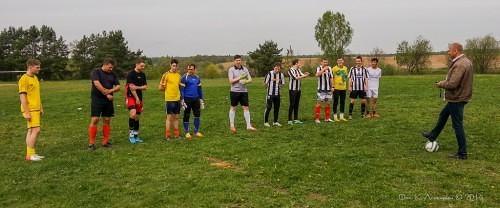 Футбольные баталии, посвящённые Дню Победы 24
